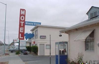 Monte Vista Motel Santa Rosa CA 95407
