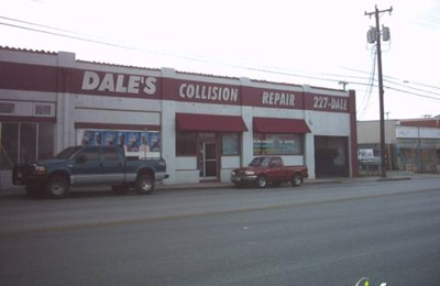 Dale's Collision Repair - San Antonio, TX