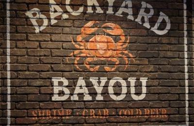 Backyard Bayou   Union City, CA