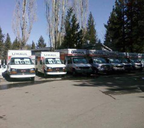 U-Haul Moving & Storage of South Lake Tahoe - South Lake Tahoe, CA