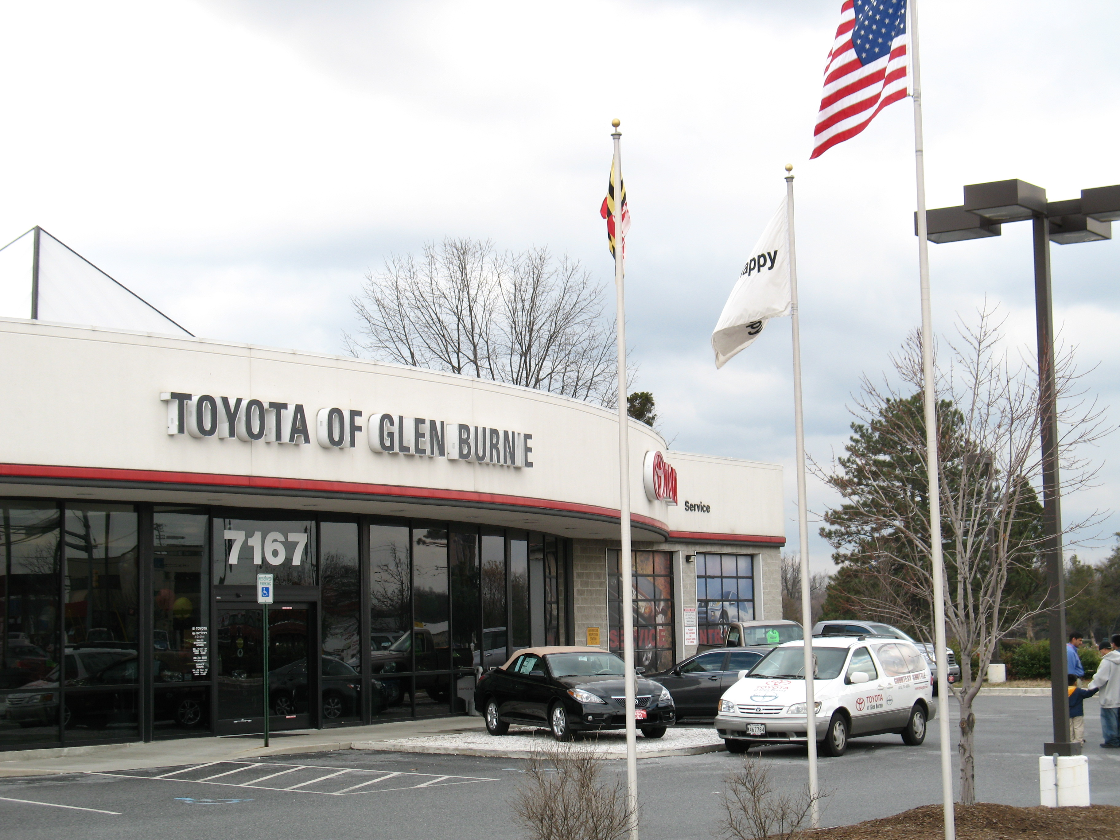 Brownu0027s Toyota Of Glen Burnie 7167 Ritchie HWY, Glen Burnie, MD 21061    YP.com