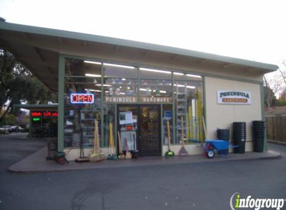 Peninsula Hardware - Palo Alto, CA