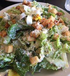 Cafe Pesto - Kamuela, HI. Blue Cheese Caesar...  Dont forget to ask for anchovies!