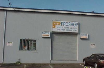 Proshop Inc. - San Rafael, CA