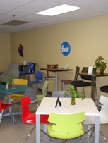 Give your break room a pop of color!
