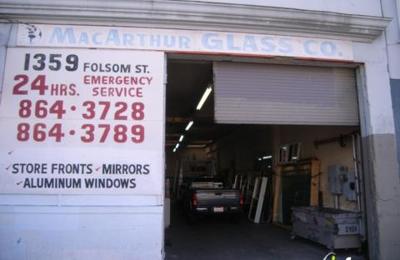 MacArthur Glass - San Francisco, CA
