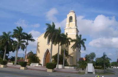 Saint Mary's Cathedral - Miami, FL
