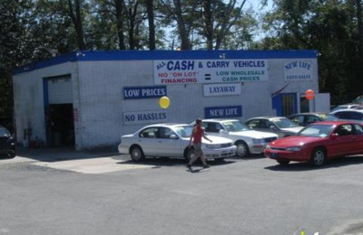 New Life Auto Sales - North Charleston, SC