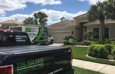 3G Seamless Gutters, Painting and Powerwashing - Bonita Springs, FL