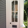 Ruppert Painting, LLC - Middle River, MD. new custom door and trim - finished product
