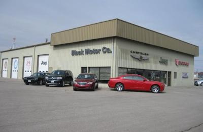 Black Motor Company - Holdrege, NE