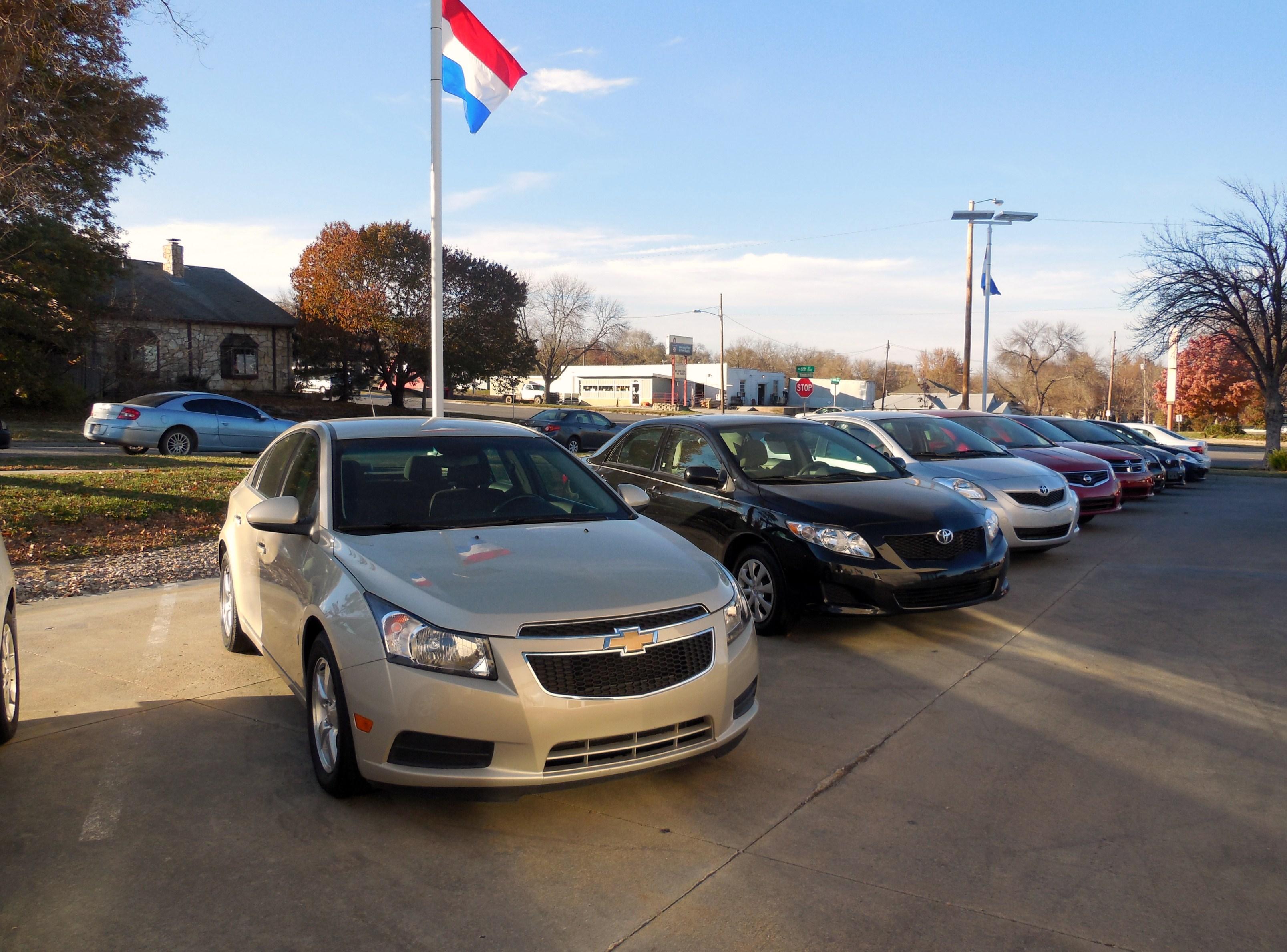 Used Cars Lawrence Ks