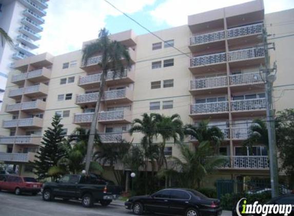 Riviera Towers Condo - Miami, FL