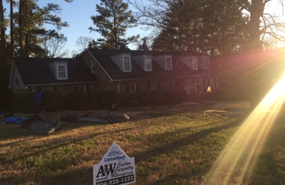A&W Custom Carpentry and Roofing - Kannapolis, NC