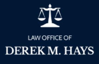 Law Office of Derek M. Hays - Lawrenceville, GA