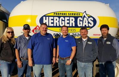Herger Gas Co Inc - Rio Oso, CA