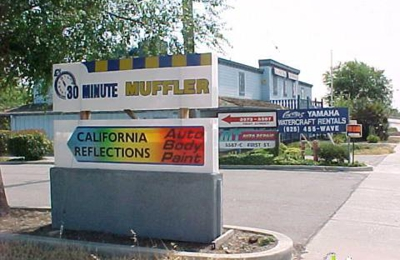 California Reflections Auto Body & Paint - Livermore, CA