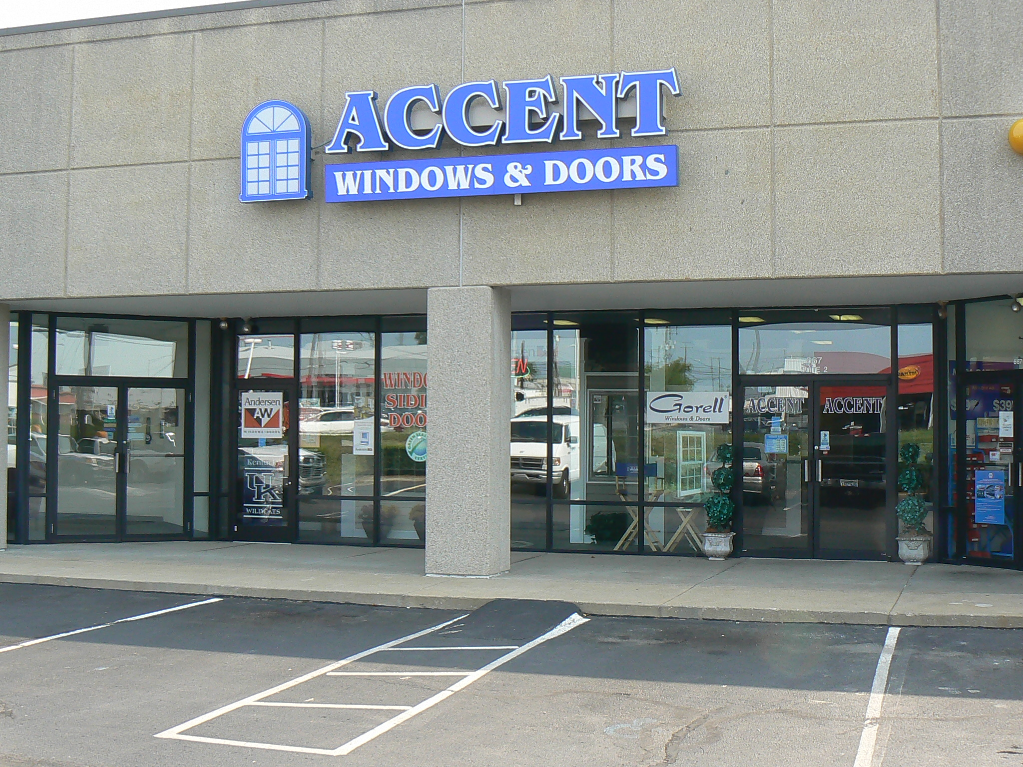 Accent Windows And Doors 667 E New Circle Rd Ste 2 Lexington Ky 40505 Yp