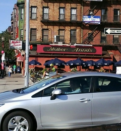 Mother Anna's - Boston, MA. Mother Anna's. Great food and great service.