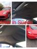 Porsche Cayenne, Headliner Replacement in suede..