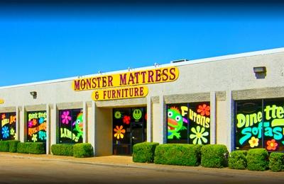Monster Mattress and Furniture - Arlington, TX
