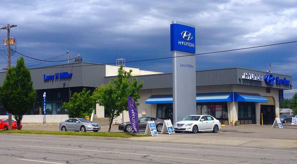 Lhm Hyundai Spokane >> Larry H Miller Hyundai Spokane 8801 E Sprague Ave Spokane