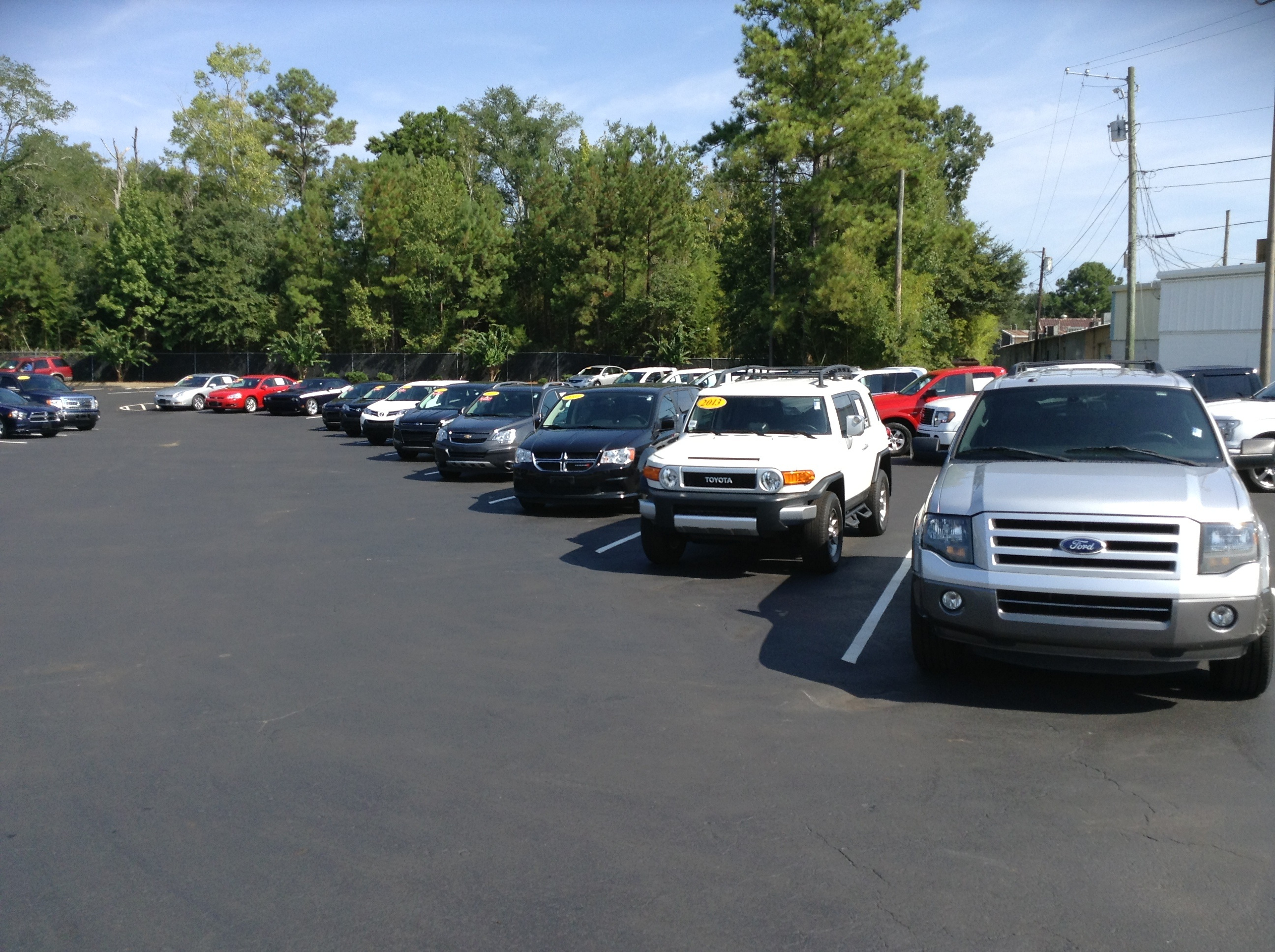 Thomasville Used Car Dealers