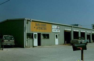 Hays County Automotive 104 Texas Ave San Marcos Tx 78666 Yp Com
