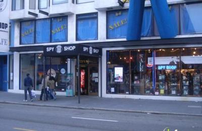 International Spy Shop - San Francisco, CA