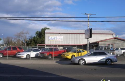 Baja S Auto Sales 1605 S Orange Ave Fresno Ca 93702 Yp Com