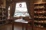 Warm cozy shop