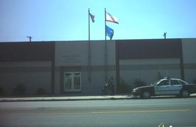 LA County Kenyon Juvenile Justice Center - Los Angeles, CA