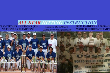 All Star Hitting Instruction