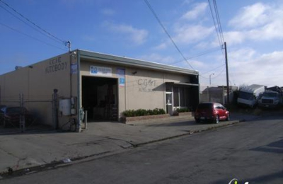 C G & E Autobody - Redwood City, CA