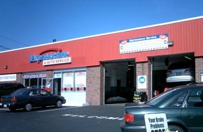Express Tire & Auto Service - Watertown, MA