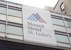Mount Sinai St. Luke's - New York, NY