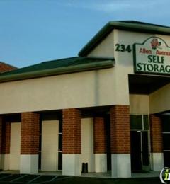 Allen Avenue Self Storage - Pasadena, CA