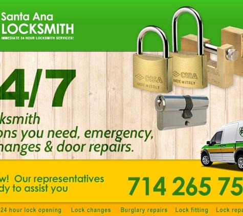 Santa Ana Locksmith - Santa Ana, CA