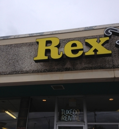 Rex Formal Wear Rentals - San Antonio, TX
