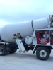 Front Mixer Trucks available
