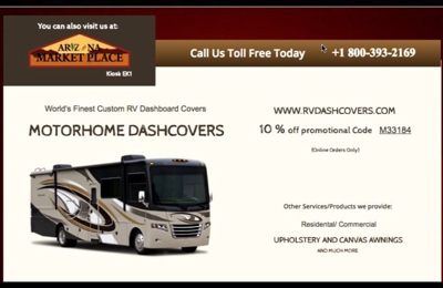 Active RV Upholstery Center - Yuma, AZ