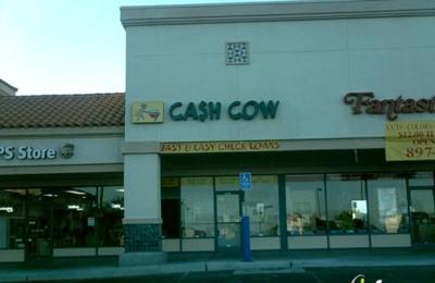Cash Cow Inc - Las Vegas, NV