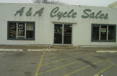 A & A Cycle Sales & Salvage Inc - Oklahoma City, OK