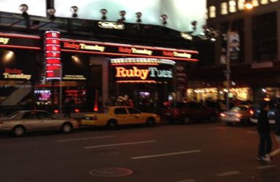 Ruby Tuesday - New York, NY
