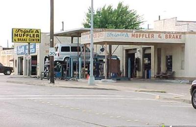 Triple A Muffler Shop - Garland, TX