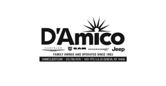 D'Amico Chrysler Dodge Jeep RAM 1051 State Routes 5 and 20, Geneva
