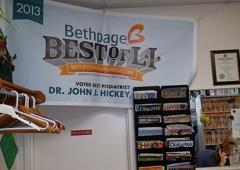 Dr John J Hickey DPM PLLC - Levittown, NY