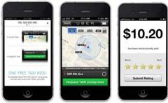 uber x car service
