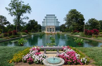 Jewel Box - Saint Louis, MO