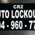 CR2 Lockouts